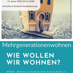 openWiNGS, Mehrgenerationenwohnen, alternative Wohnformen, Nachbarschaft